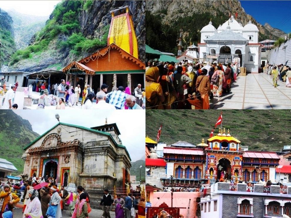 Char Dham Yatra Tours